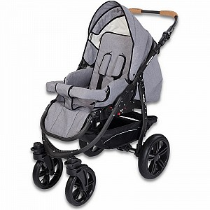 Naturkind Kinderwagen Varius Siebenschlaefer Basis